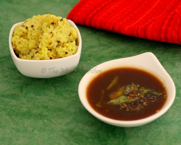Pongal, with a Mangalorean chutney | The Meal Algorithm | Pinterest ...