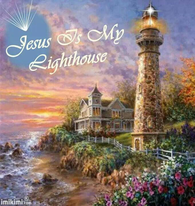 Jesus is My Light House | Christianity! | Pinterest