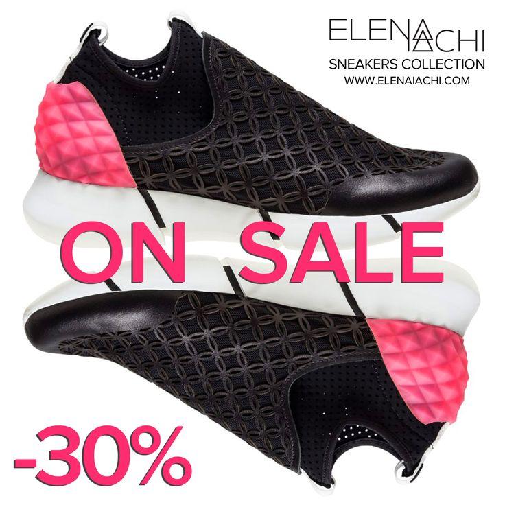 Elena Iachi Slip-on Sneakers ON SALE  #elenaiachi #sneakers #shopping #slipon #bestshoes #sales       www.elenaiachi.com