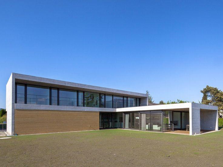 dietrich untertrifaller architekten einfamilienhaus efh home houses pinterest. Black Bedroom Furniture Sets. Home Design Ideas