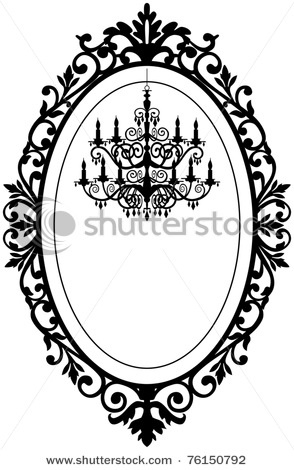 17 best ideas about vintage frame tattoo on pinterest for Miroir ung drill