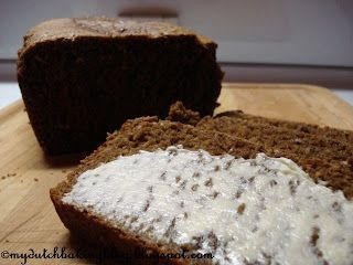 Dutch Food. Ontbijtkoek. Dutch Spice Cake. Delicious with some real butter on it.