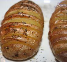 Recette - Pommes de terre au four à la suédoise - Proposée par 750 grammes