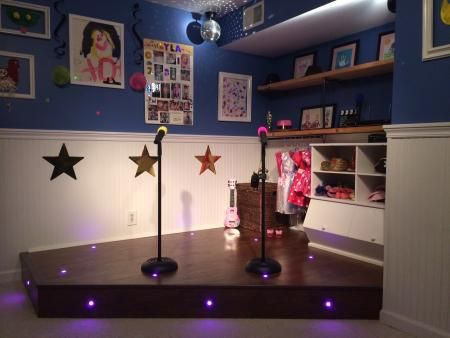 Playroom Stage! | Do It Yourself Home Projects from Ana White