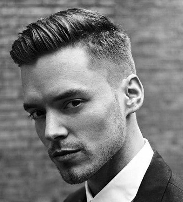 10 Modern Short Hairstyles For Men: Best 20+ Comb Over Haircut Ideas On Pinterest