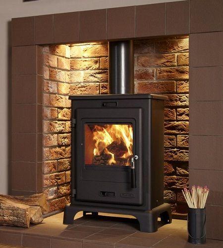 4 9kw flavel dalton multifuel stove buy modern multi. Black Bedroom Furniture Sets. Home Design Ideas