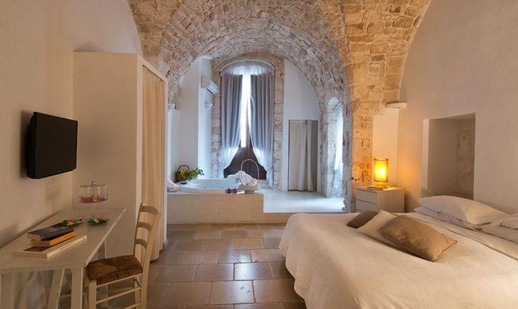 Luxury flat - Camere e Suite / Hotel 4 stelle Relais Corte Altavilla relais Puglia, hotel benessere Puglia Hotel ristorante meetings Conversano, Bari, Puglia, albergo a Conversano