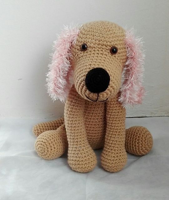 Ravelry: martinka991's Puppy Dog Lesley