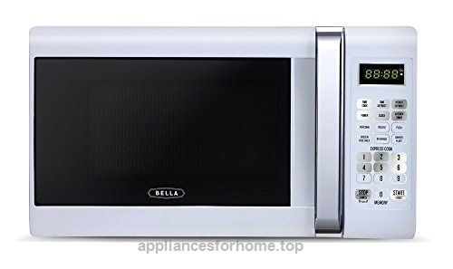 Bella 700-Watt Compact Microwave Oven, 0.7 Cubic Feet, White with Chrome  Check It Out Now     $68.92    Bring a touch of fun and style to your kitchen with the compact countertop microwave from Bella. This small but might ..  http://www.appliancesforhome.top/2017/03/20/bella-700-watt-compact-microwave-oven-0-7-cubic-feet-white-with-chrome/