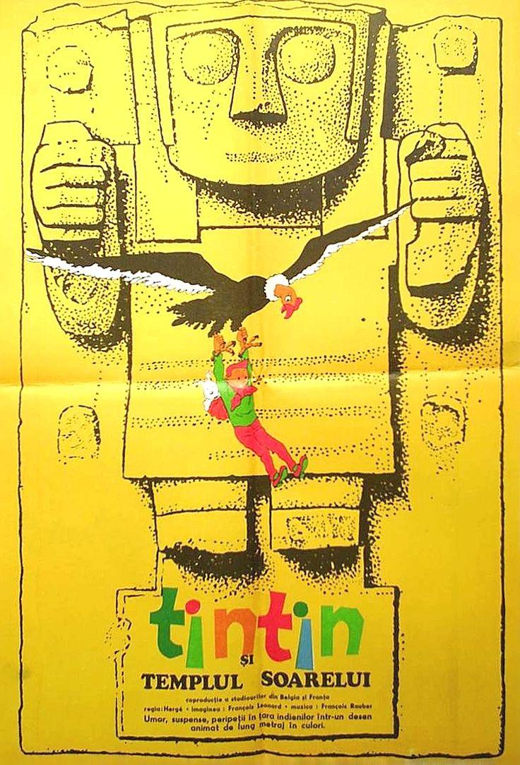 Тинтин и храм Солнца (Tintin et le temple du soleil)