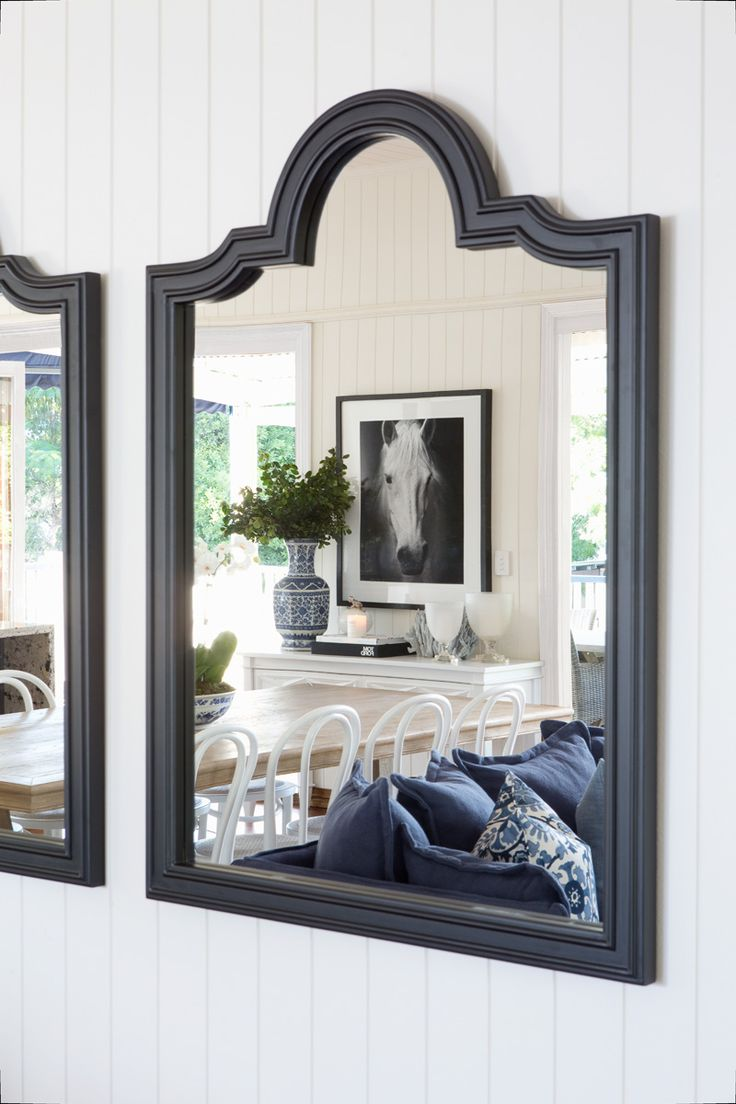Leilani Ryder | Interior Decorating & Styling | Modern Hamptons Style Living | Mirror