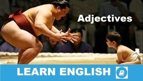 Angol szókincs - Melléknevek 1