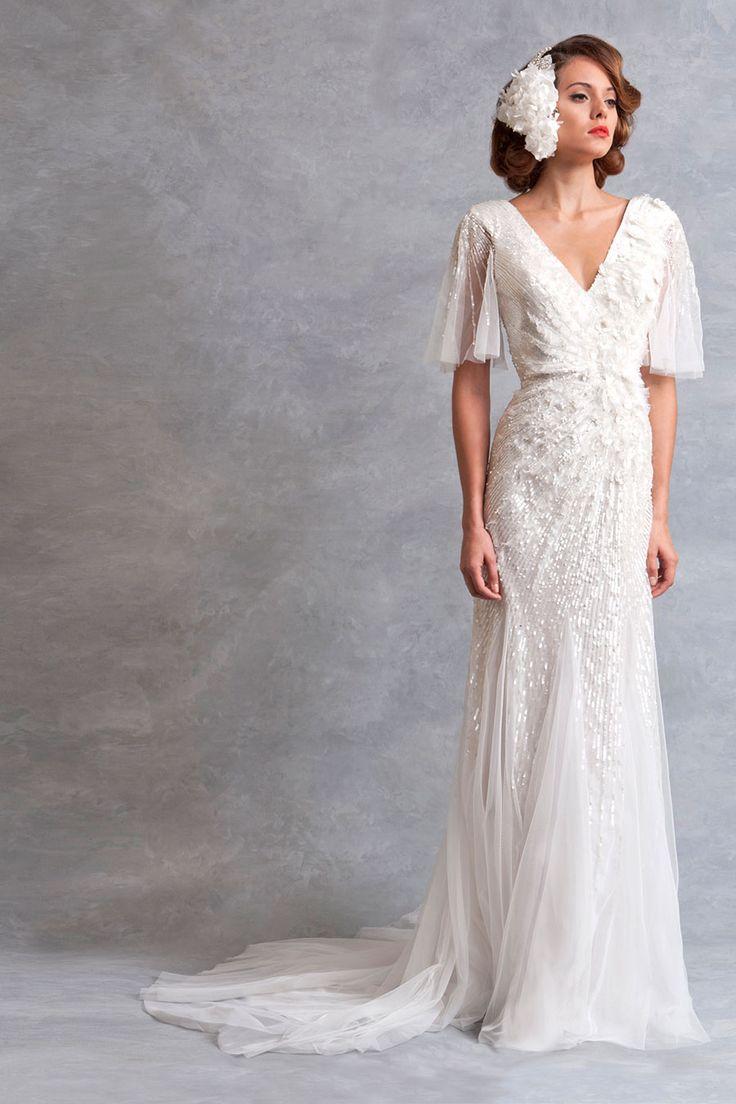 Robe de mariée Eliza disponible chez Plume Paris
