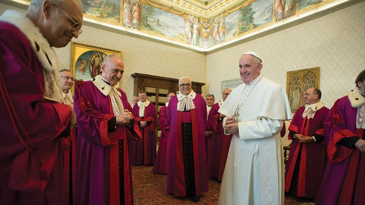 What Is Canon Law All About?