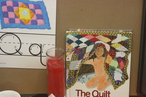 Classroom Quilt Themes ~ Best images about preschool quilt theme on pinterest