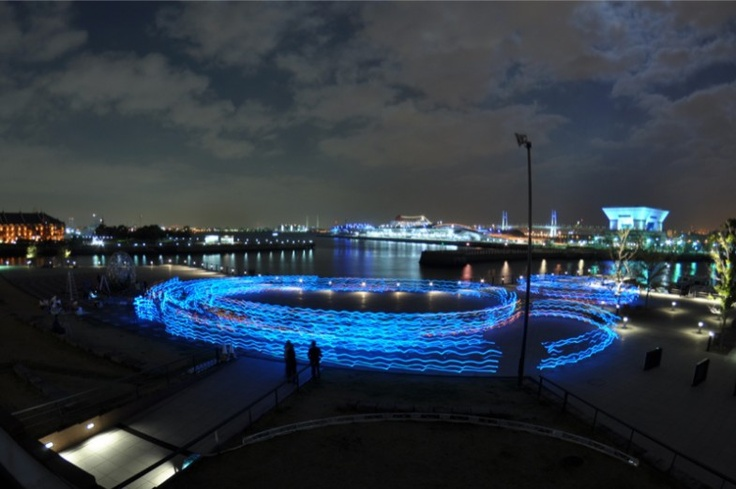 SMART ILLUMINATION ‹ rakuda / Speed of Light Yokohama #nvasol