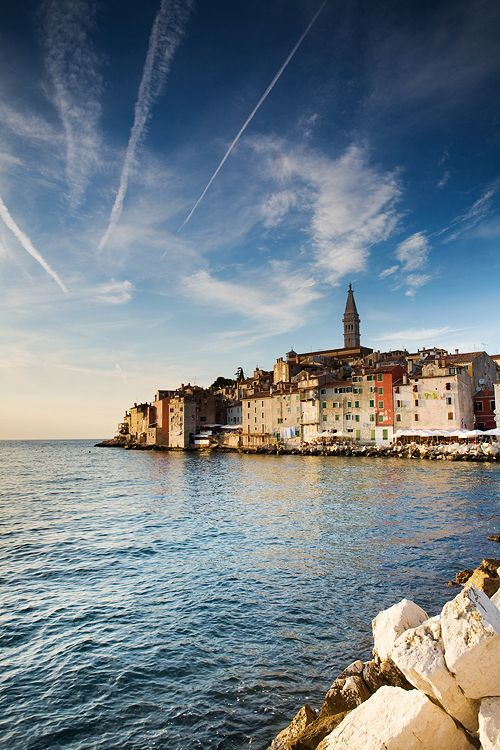 Rovinj, Istria, Croatia http://www.discoverfrance.com/eastern-europe/self-guided/istria-wine-roads