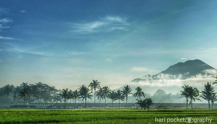 Logawa dengan background gunung lemongan | Flickr - Photo Sharing!