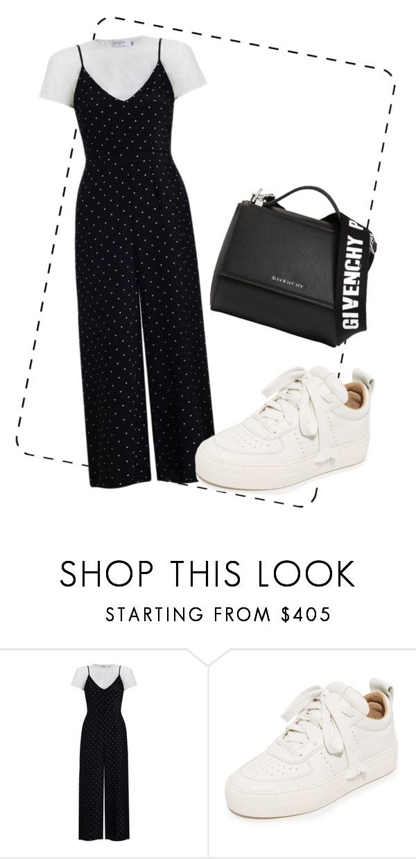 """""""Domingo por la mañana!"""" by ivon-hernandez ❤ liked on Polyvore featuring Zimmermann, Helmut Lang and Givenchy"""
