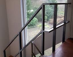 Afbeeldingsresultaat voor stalen trapleuning