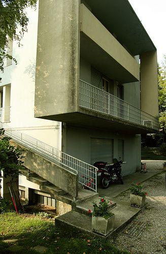 Villa del Floricoltore per Amedeo Bianchi, Rebbio  Giuseppe Terragni, 1937