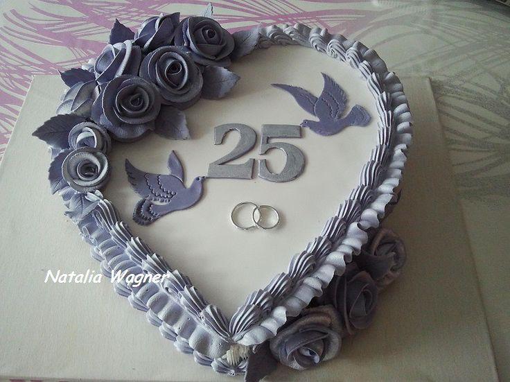 Dort srdce • ke stříbrné svatbě