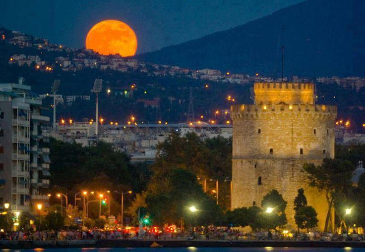 Όσο υπάρχει η Θεσσαλονίκη θα υπάρχει έρωτας by lena kotzamanidou