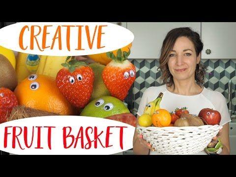 Fruit Basket with Eyes! | Creativewithlove - YouTube