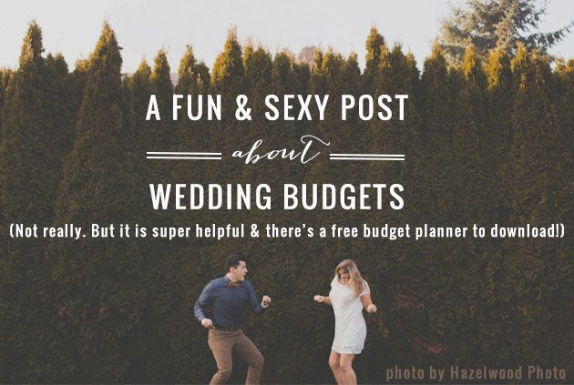 Wedding Budget - Top Tips From A Wedding Planner