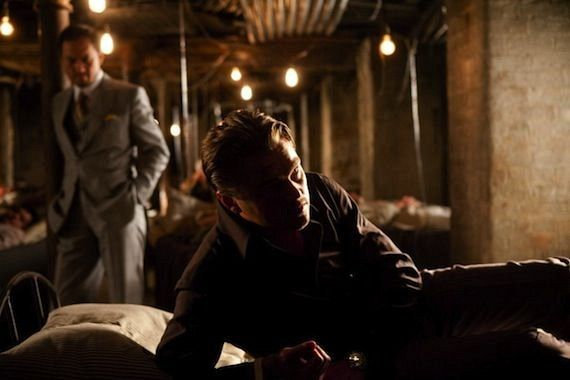 Inception production still 3 Inception Ending Explained