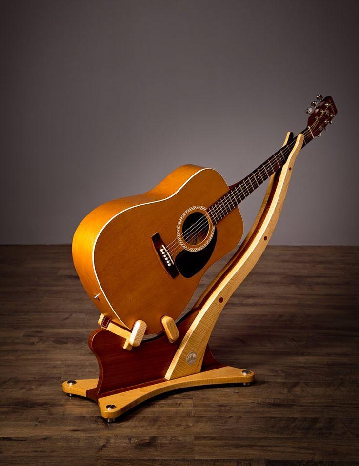 Clearwater inw designs custom guitar stands guitar