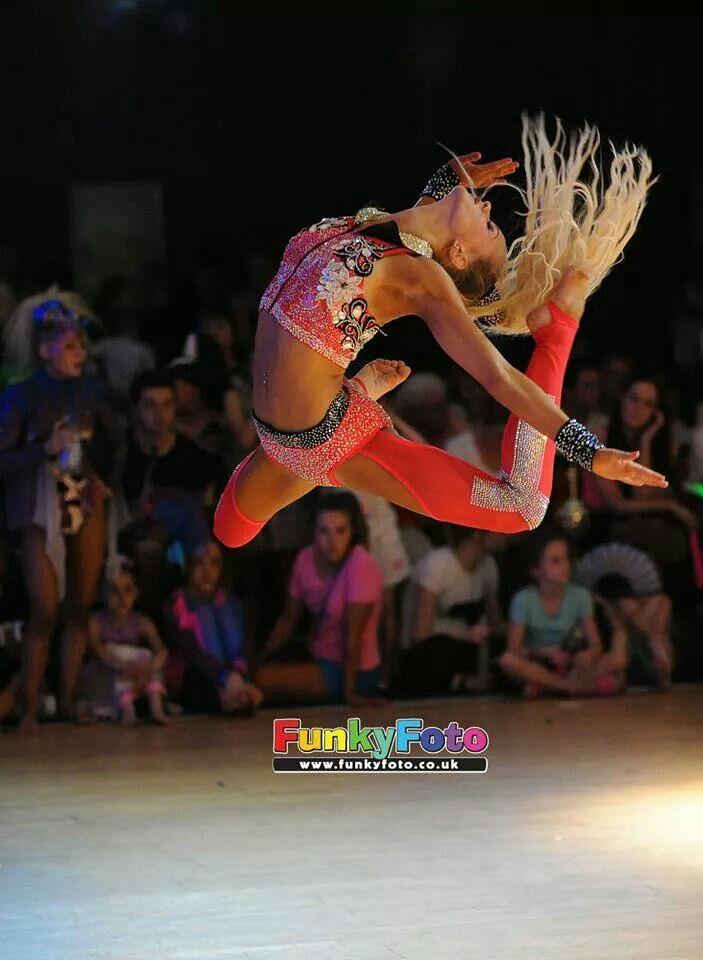 Fab action shot, freestyle disco