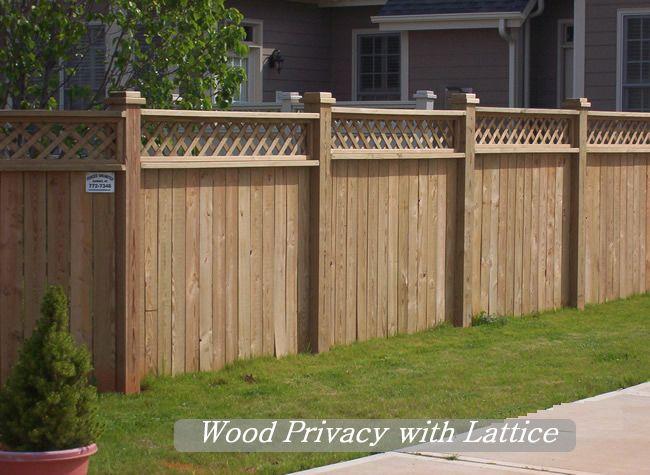 Best 25 Wood privacy fence ideas on Pinterest Backyard fences