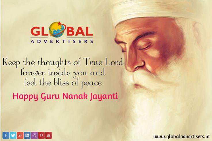 May the holy teachings of Guru Nanak guide you through the right path in your life. Warm Gurupurab Wishes! Happy #GuruNanakJayanti #Gurupurab