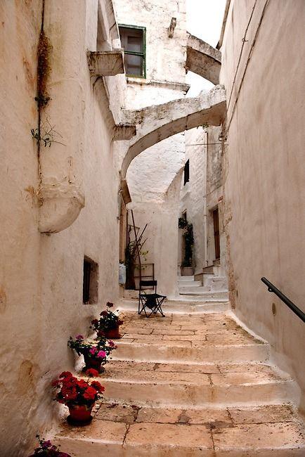 la-sicilienne: Ostuni, Puglia, Italy.