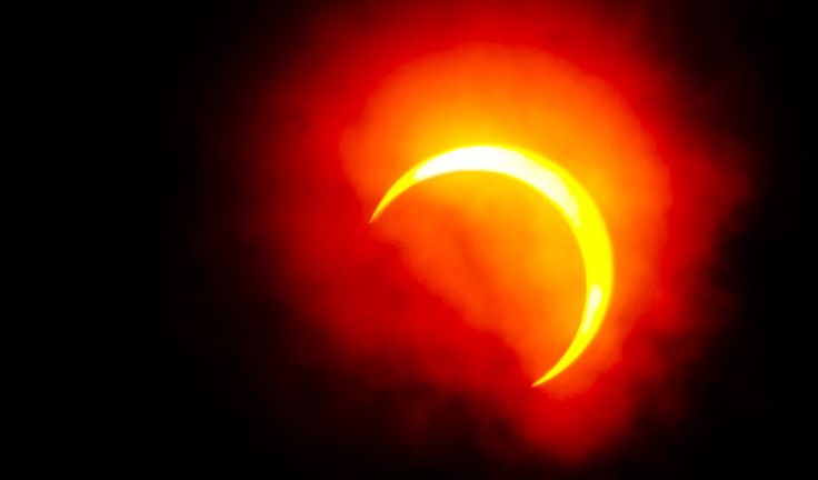 September 2015 Solar Eclipse Unfortunately, very few will get to witness this solar eclipse as the major part of it's trajectory will occur in the southern Indian Ocean.