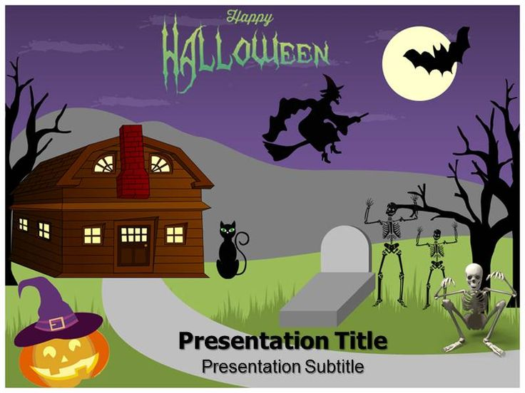 22 best new powerpoint presentation template images on pinterest the halloween ppt template will be a great platform for a suitable background which tells a toneelgroepblik Image collections