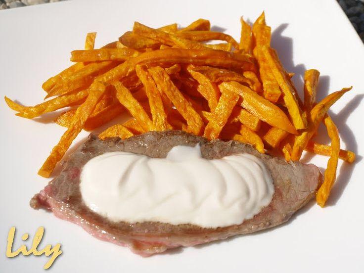 Degusta+ Exquisitos Platos y Tapas: Boniato Frito