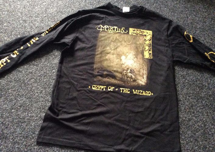 Crypt of the Wizard Longsleeve