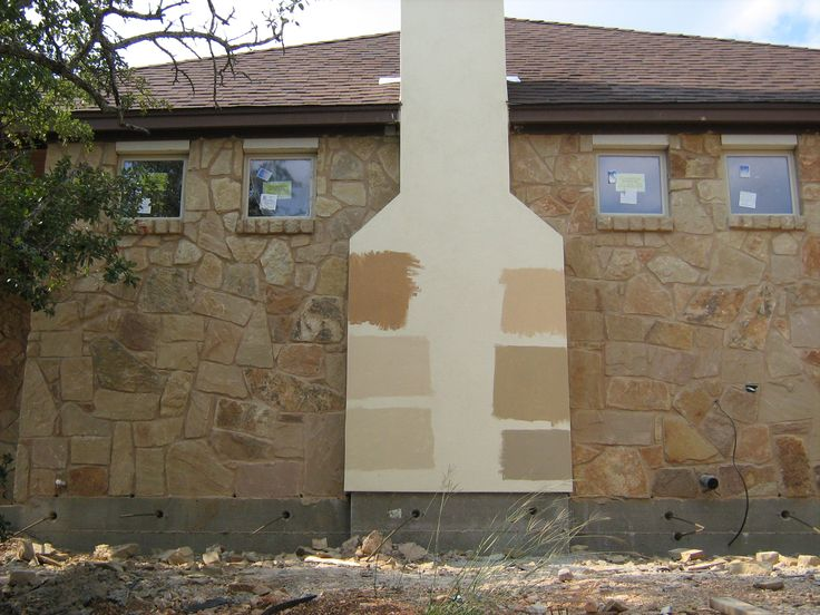 Great Color Palette The Light Cream Stucco Color On The