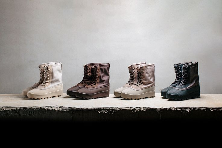 週末登場 / adidas Originals YEEZY 950 DUCK BOOT 即將發售