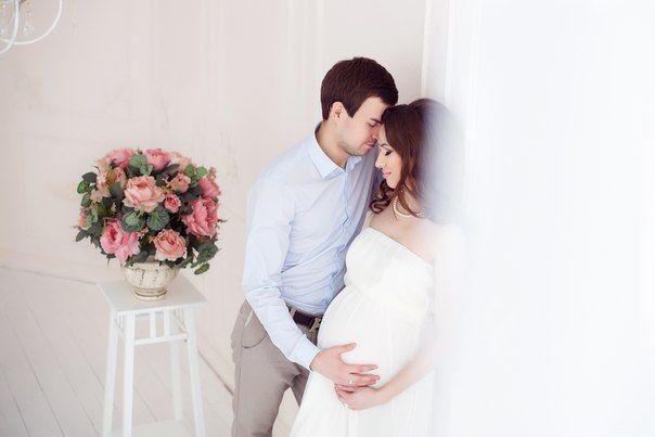 фотосессия беременной пары дома - Поиск в Google