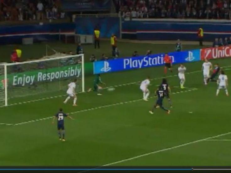 PSG sukses redam Chelsea