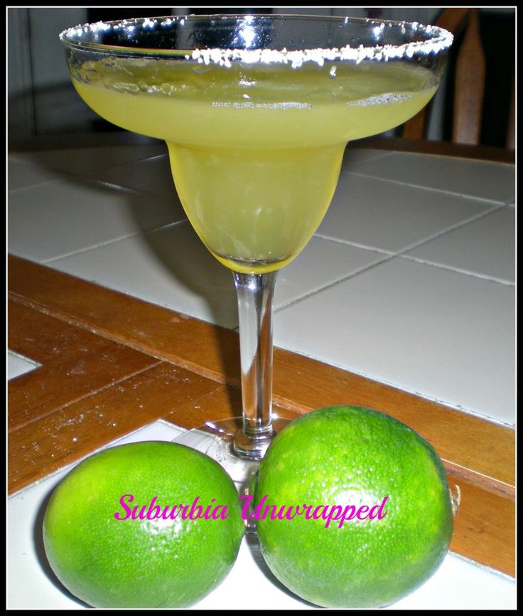 Agave Margarita with 901 Silver Tequila