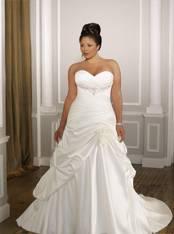 Weddingwhoo Offers 2013 New Style Plus Size Wedding Dress JS31383 Priced At Only US