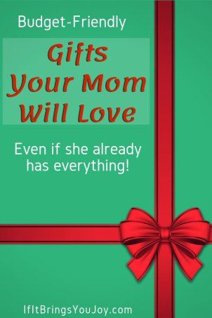 Best gift ideas for your mom or any woman who already has everything.  Perfect gifts for your friend, wife, mom, sister, aunt or anybody who is  hard to shop ... - 75+ Gift Ideas For Women Who Have Everything [Update: 2018