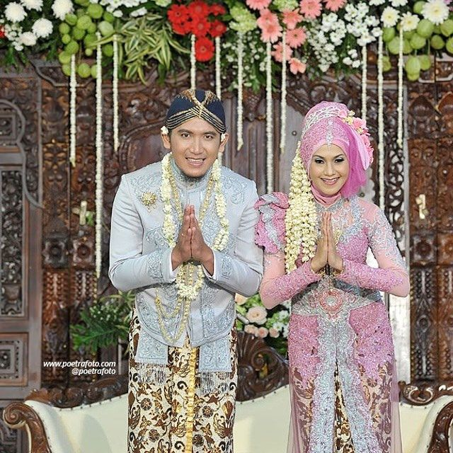 #Moslem #Jawa #Wedding #Bride n #Groom Riana+Yossi #Couple #Portrait #Photo #Ceremony at #Yogyakarta #Indonesia by Poetrafoto Photography, http://poetrafoto.com/fotografer-wedding_1.htm