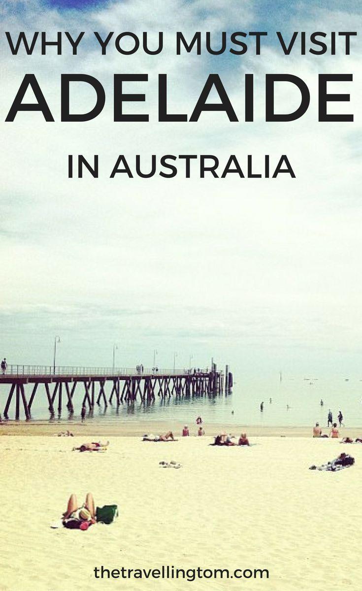 Adelaide Travel Guide 2020 Budget Guide Australia Travel Guide