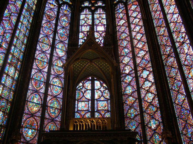 Sainte-Chapelle  Paris  May 2011