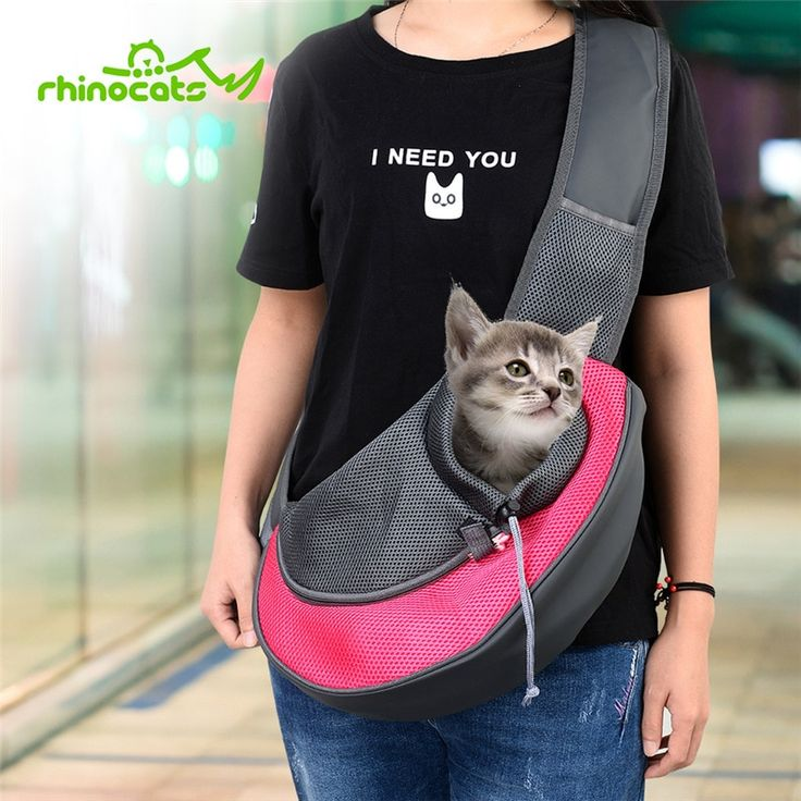 Cats Backpack Single Strap Cat Sling Comfortable in 2020